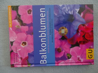 Fachbuch Balkonblumen