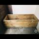 Beetkasten aus Holz
