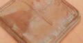 Keramik Untersetzer / Vogeltränke – 29 x 29 cm – gebraucht