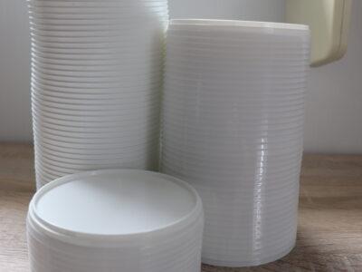 Plastikdeckel unbenutzt über 100 stk
