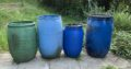 Regentonnen, alte Maischefässer (Preis pro Tonne)