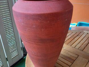Großer Blumentopf /Bodenvase 47cm hoch