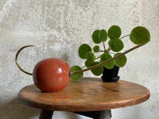 Keramik x Messing Gießkanne Vintage Design Bonsai Kakteen